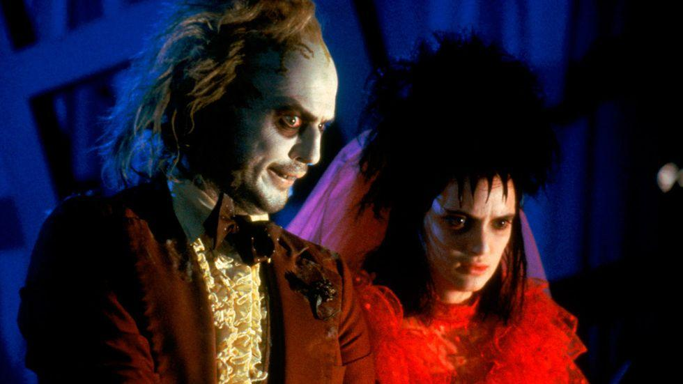 """<p>It's hard to believe it's been more than 30 years since <em>Beetlejuice</em> first hit <a href=""""https://www.countryliving.com/life/entertainment/g23273668/halloween-movies-in-theaters/"""">movie theaters</a> and gave everyone a new favorite <a href=""""https://www.countryliving.com/life/entertainment/g3624/best-halloween-movies/"""">Halloween movie</a> to watch every October (or all year round, if you're as obsessed as we are). From the hilarious one-liners to the <a href=""""https://www.countryliving.com/diy-crafts/g4571/diy-halloween-costumes-for-women/"""" target=""""_blank"""">insane costumes</a>, <em>Beetlejuice</em> managed to make us laugh out loud and cover our eyes at the same time. Three decades later, this classic Tim Burton film still holds up against more <a href=""""https://www.countryliving.com/life/entertainment/g28367441/best-ghost-movies/"""" target=""""_blank"""">modern """"scary"""" movies</a>—but what happened to the star-studded cast after filming wrapped? Here's a look at what <em>Beetlejuice</em>'s most colorful characters are up to today. </p>"""