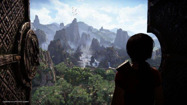 Chloe Frazier leads in 'Uncharted: The Lost Legacy'