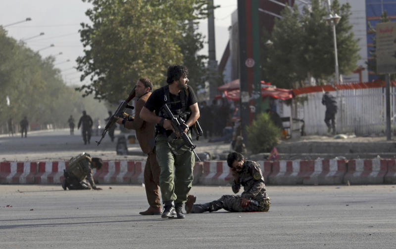 At Least 11 People Dead, Dozens Are Injured Following Kabul Bombing
