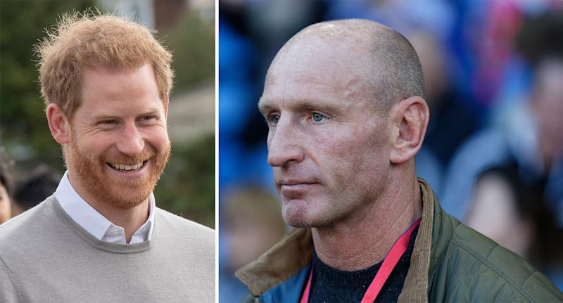 Gareth Thomas will work with Prince Harry to raise awareness surrounding HIV. [Photo: Getty[