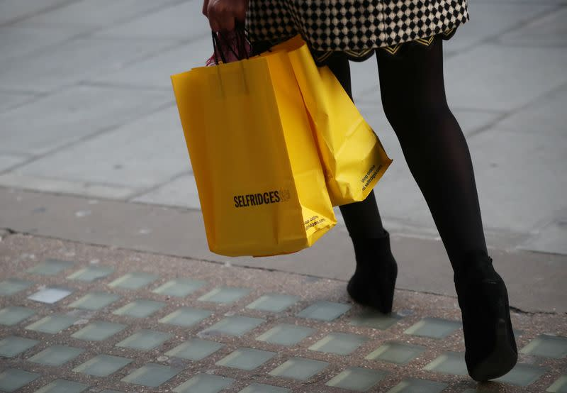 UK retailers suffer record sales plunge on COVID-19 hit
