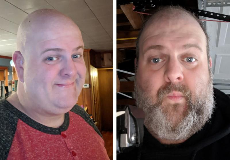 Crazy haircut? Shave? Americans in coronavirus lockdown try out makeovers