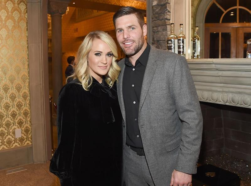 Carrie Underwood 'Livid' with NHL, Husband Mike Fisher Responds