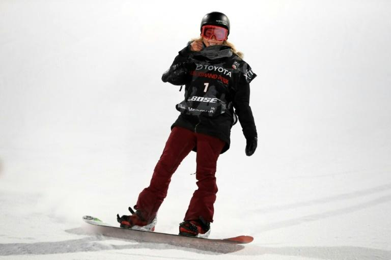 USA's snowboard halfpipe hope Chloe Kim is ready to set the Pyeongchang Olympics alight at just 17 years old