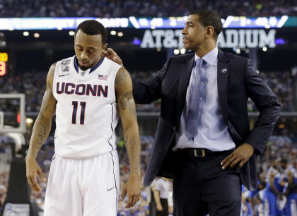 Do Kevin Ollie and Ryan Boatright have another March Madness run in them? (AP)