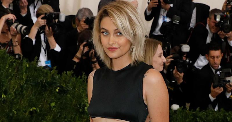 Paris Jackson made a totally understated Met Gala debut, and her outfit is so totally her