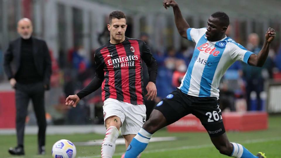 Koulibaly | Emilio Andreoli/Getty Images