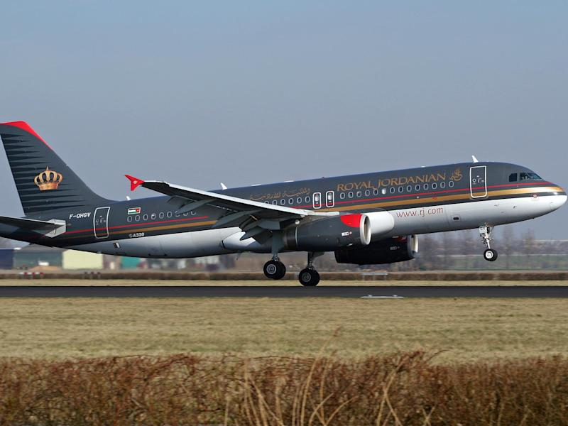 The Royal Jordanian airline has banned electronic devices on flights to the US: Björn Strey/Wikimedia
