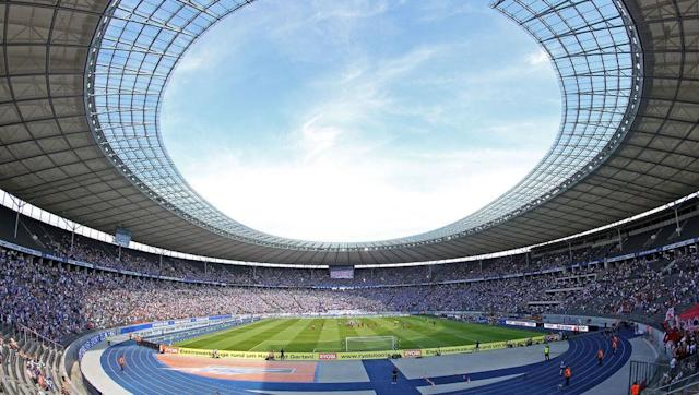 <p><strong>Average attendance: 50,687</strong></p> <p>Stadium capacity: 74,649</p> <p>Occupancy: 67.9%</p> <br><p>Despite being one of the only major capital cities in Europe that has barely seen success or even Champions League football, the Olympiastadion still attracts over 50,000 people each week to see Hertha BSC play in the Bundesliga. </p>