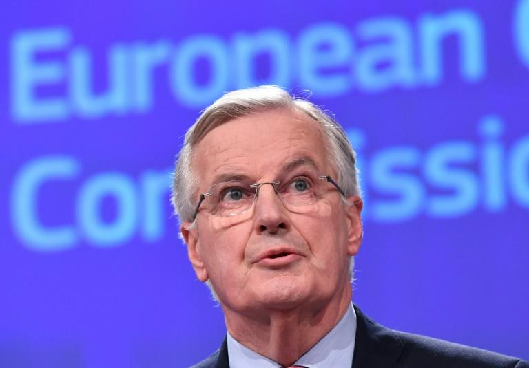 "European Union chief Brexit negotiator Michel Barnier said there was ""no desire to punish"" Britain"