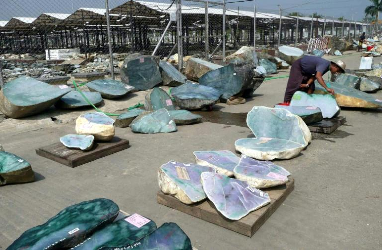 Myanmar is the source of nearly all of the world's finest jadeite