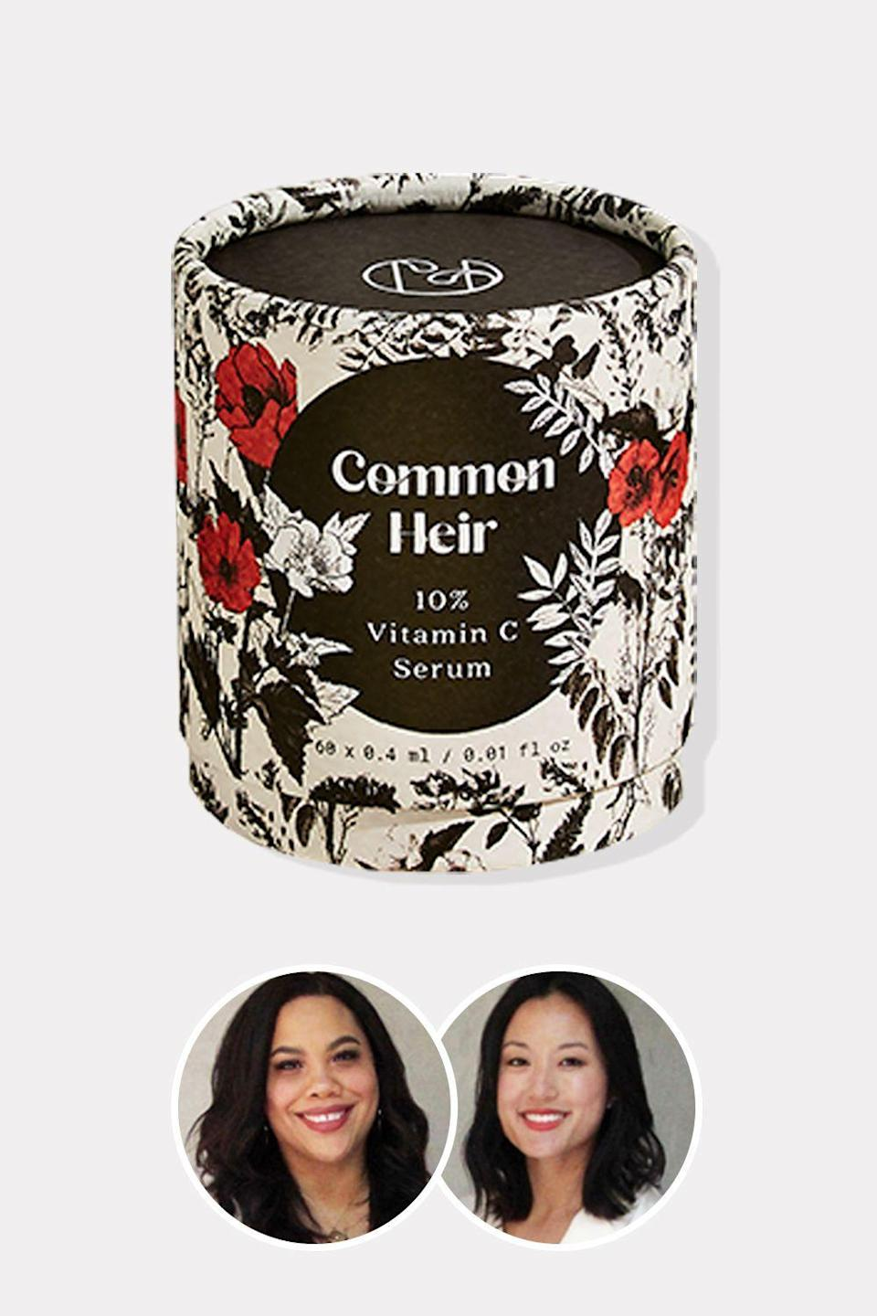 """<p><strong>Common Heir</strong></p><p>commonheir.com</p><p><strong>$88.00</strong></p><p><a href=""""https://go.redirectingat.com?id=74968X1596630&url=https%3A%2F%2Fcommonheir.com%2Fproducts%2Fvitamin-c-serum&sref=https%3A%2F%2Fwww.oprahdaily.com%2Fbeauty%2Fskin-makeup%2Fg36454382%2Fasian-beauty-brands%2F"""" rel=""""nofollow noopener"""" target=""""_blank"""" data-ylk=""""slk:Shop Now"""" class=""""link rapid-noclick-resp"""">Shop Now</a></p><p>Vitamin C is a known anti-ager that can brighten your complexion, fade hyperpigmentation, and stimulate the production of skin-plumping collagen. The problem? It can be tricky to formulate with since it breaks down easily. Common Heir founders Cary Lin and Angela Ubias have solved that problem, packing 10% vitamin C into a vegan, biodegradable single-use capsule that hits skin as fresh as citrus from a tree. It's a genius workaround—and the brand's commitment to sustainability makes it even smarter.</p>"""