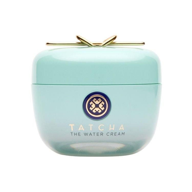 """<p><strong>Bestseller</strong></p><p>tatcha.com</p><p><strong>$68.00</strong></p><p><a rel=""""nofollow"""" href=""""https://www.tatcha.com/product/WATER-CREAM.html?cgid=shop_all#gclid=EAIaIQobChMIoe_puYnF3gIVRz0MCh2rfwzDEAAYASAAEgLpnfD_BwE&pageNum=2&start=1"""">Shop Now</a></p>This oil-free, anti-aging water cream releases a burst of skin-improving Japanese nutrients, powerful botanicals and optimal hydration for pure, poreless skin."""