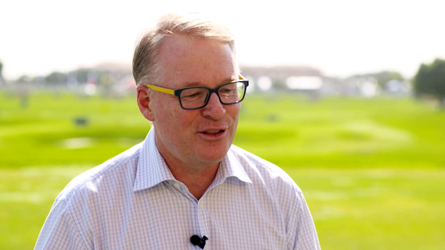 At the DP World Tour Championship Anna Whiteley caught up with European Tour CEO Keith Pelley to discuss an exciting and innovative year of European Tour action in 2017 and to look ahead to an even more intriguing year to come in 2018 and the return of the Ryder Cup