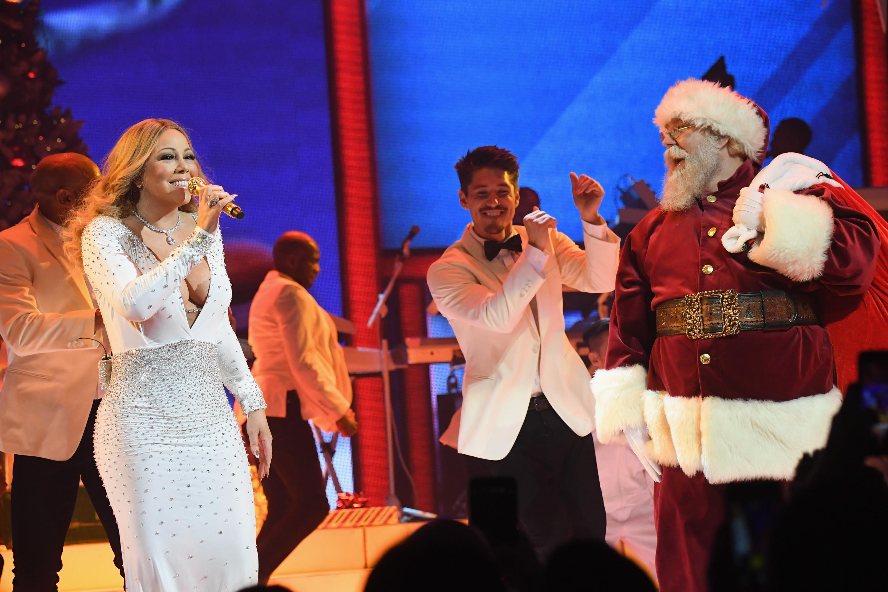 Mariah Carey has made a reported $60 million from 'All I Want For Christmas Is You' in just royalties alone