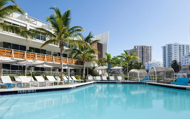 The Gates Hotel South Beach Miami Beach, Florida, United States