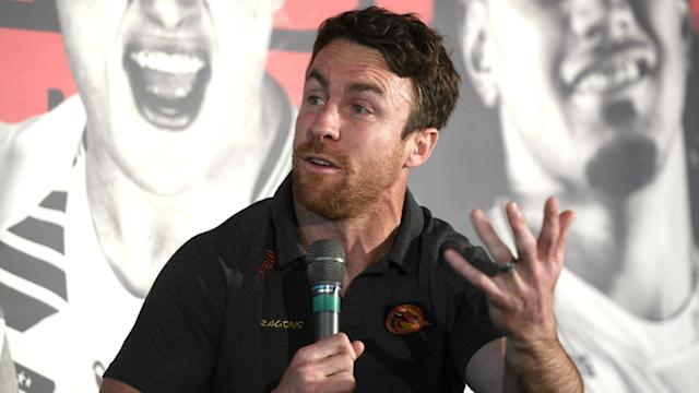 Having moved from Penrith Panthers to Catalans Dragons, James Maloney is eyeing a place in Super League's play-offs at the very least.