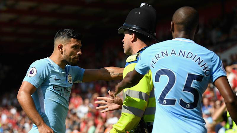 Manchester City drop Sergio Aguero, Bournemouth start Jermain Defoe