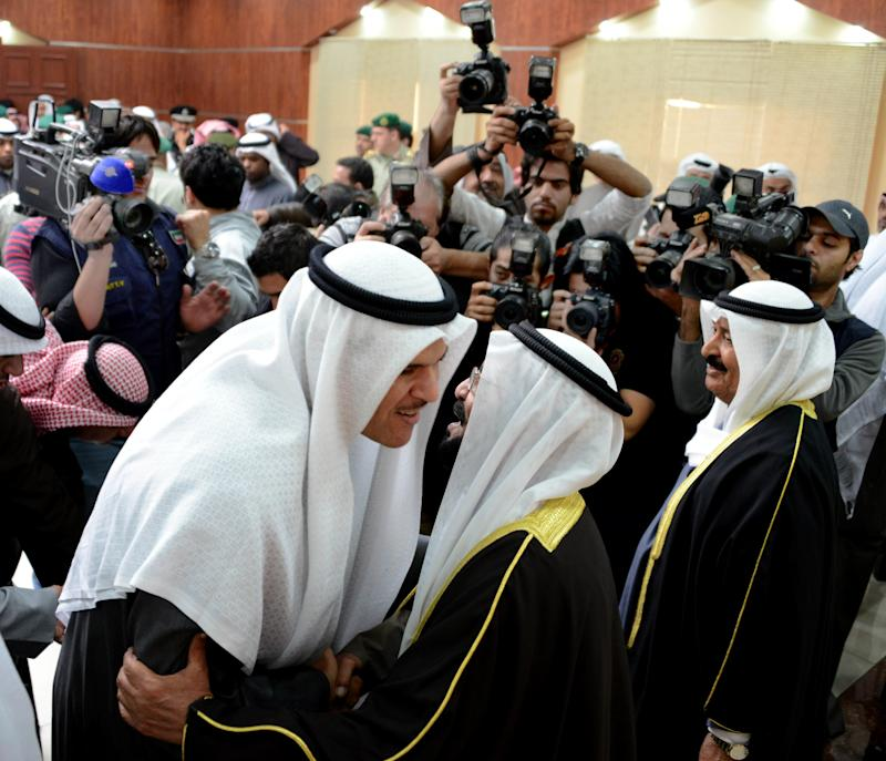 Kuwait studies possible retreat from media law