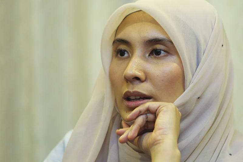 Nurul Izzah Anwar has been vocal about her opposition to the former IGP's appointment. — Picture by Yusof Mat Isa