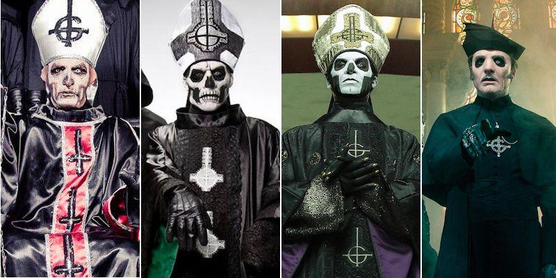 Ghost to be led by Papa Emeritus IV on upcoming album