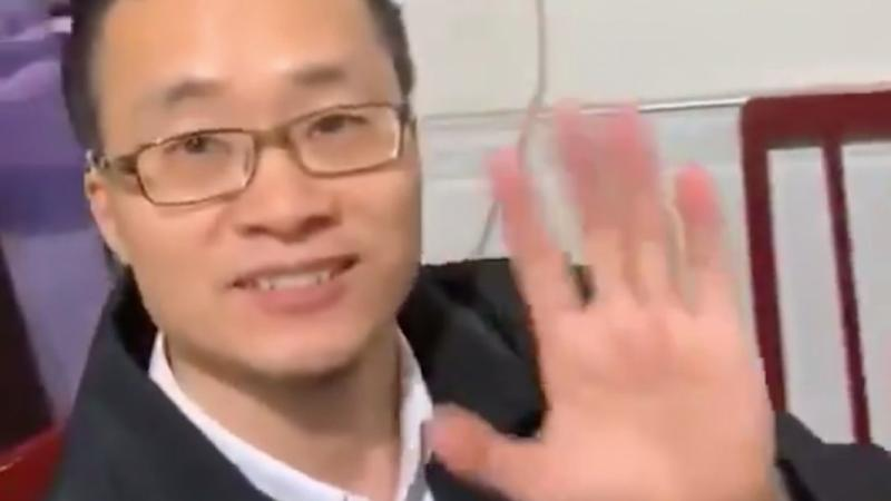 Freed lawyer Tang Jingling vows to continue fight for human rights, democracy in China