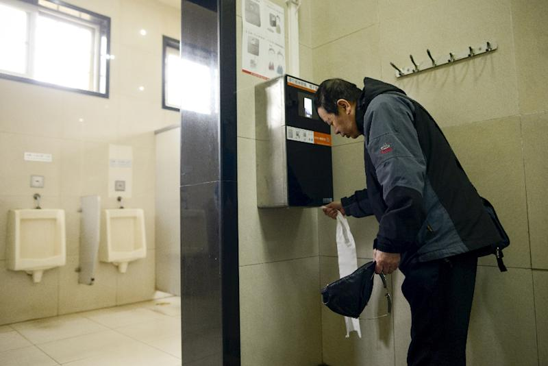 Face recognition flushes out China's toilet paper crooks
