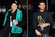<p>Would the second time be the charm? Rihanna was spotted partying with Drake after one of her concerts in Los Angeles. Of course, rumors began to fly that the duo was on again. (Photos: FilmMagic) </p>