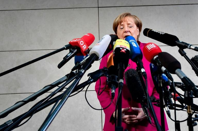 Merkel pledges 'fresh start' for Europe with new government