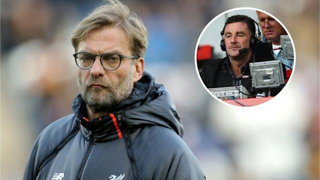 Aldridge (insert) insists Klopp is the right man to bring the glory days back to Liverpool