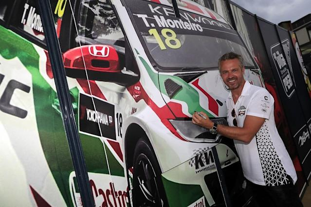 """Recovering World Touring Car Cup driver Tiago Monteiro says he feels """"almost ready"""" to return to racing for the first time since a testing crash at Barcelona last September"""