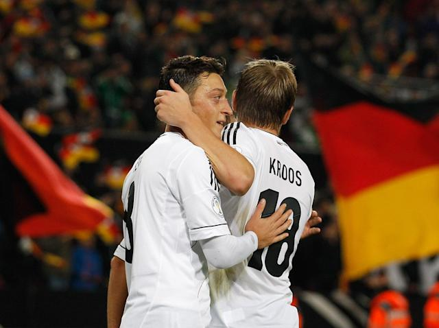 Toni Kroos describes Mesut Ozil's decision to retire from German football team because of racism 'nonsense'