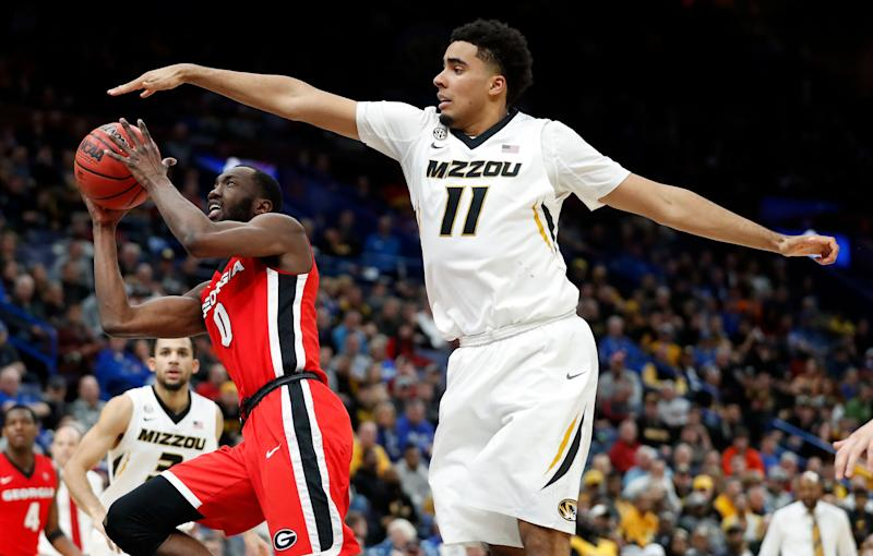 NBA Draft 2019: Missouri's Jontay Porter declares entry