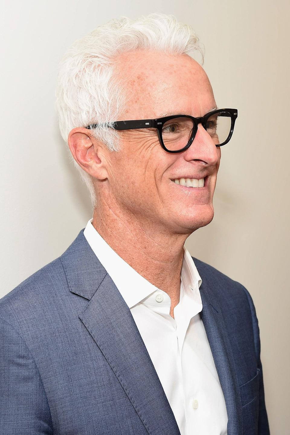Since 'Desperate Housewives', John's career has gone from strength to strength. He has starred as Roger Sterling in 'Mad Men', earning himself two Emmy nominations.<br /><br />His film credits in the past few years have also included 'Spotlight', 'Ant-Man' and the sequel to Seth MacFarlane's 'Ted'.