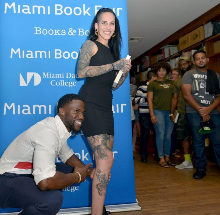 We thought we liked celebrities a lot — enough to write about them 24/7 —  but we've got nothin' on the true superfans. And Kevin Hart was recently ...