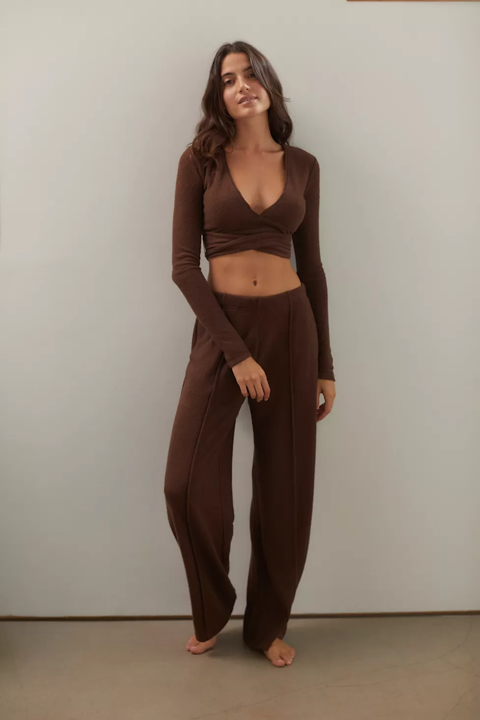 """<br><br><strong>Out From Under</strong> Edith Fleece Straight Lounge Pant, $, available at <a href=""""https://go.skimresources.com/?id=30283X879131&url=https%3A%2F%2Fwww.urbanoutfitters.com%2Fshop%2Fout-from-under-edith-fleece-straight-lounge-pant"""" rel=""""nofollow noopener"""" target=""""_blank"""" data-ylk=""""slk:Urban Outfitters"""" class=""""link rapid-noclick-resp"""">Urban Outfitters</a>"""