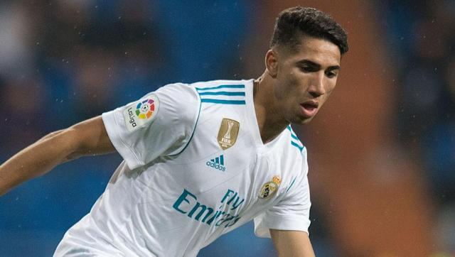<p>Teenage right-back Achraf Hakimi has enjoyed several chances with Real Madrid so far this season, starting four times in La Liga, and will look to 2018 as an opportunity to continue his development.</p> <br><p>Besides just league football, Real coach Zinedine Zidane has trusted Achraf in Copa del Rey and Champions League on occasion in place of Dani Carvajal. The Morocco international was also favoured for the FIFA Club World Cup semi-final last month.</p>