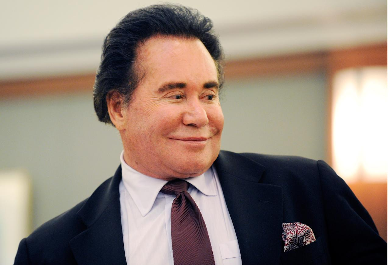 LAS VEGAS, NV - AUGUST 01:  Entertainer Wayne Newton appears during a court recess at court hearing at the Clark County Regional Justice Center on August 1, 2012 in Las Vegas, Nevada. Newton and developer Steve Kennedy have traded allegations of breach of contract, fraud, mismanagement, animal abuse and sexual harassment over a plan to turn the Casa de Shenandoah ranch into a tourist attraction.  (Photo by David Becker/Getty Images)