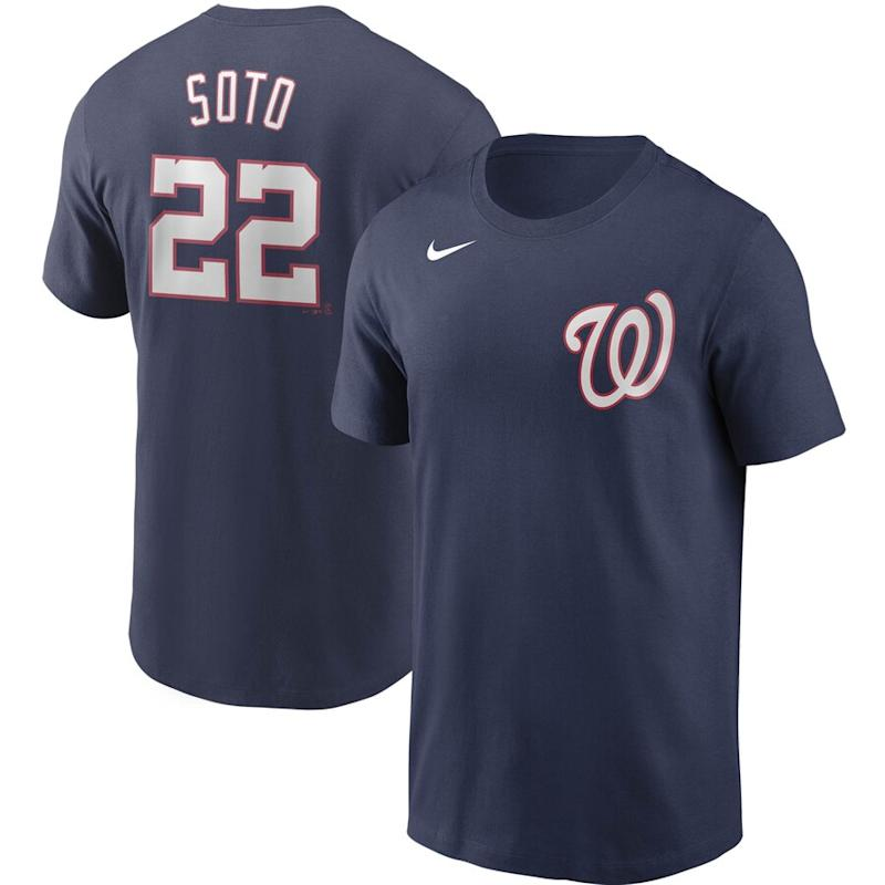 Soto Nationals Name & Number T-Shirt