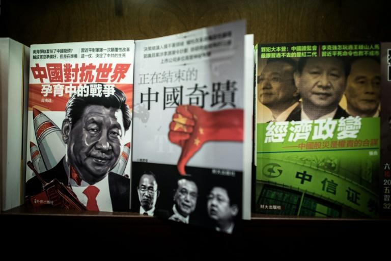 Concerns over freedoms have been fuelled by the disappearance of five Hong Kong booksellers, known for salacious titles critical of Beijing, who later turned up on the mainland