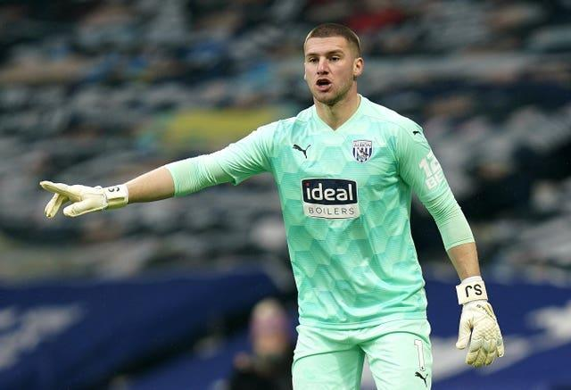 Sam Johnstone File Photo