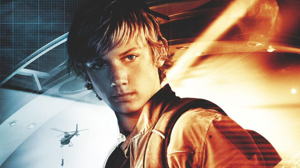 Alex Pettyfer played the role of Alex Rider in 'Stormbreaker'. (Credit: EFD)