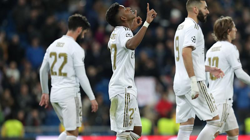 His game is a real joy to watch – Zidane unsurprised by Rodrygo
