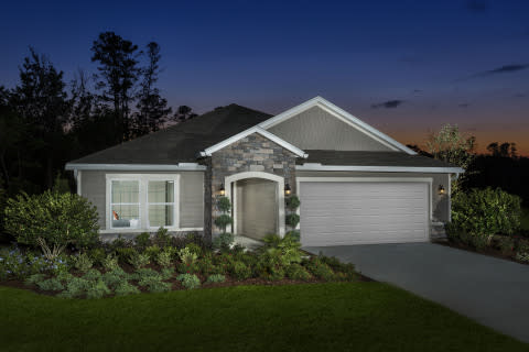 KB Home Announces the Grand Opening of Sienna Grove in Jacksonville