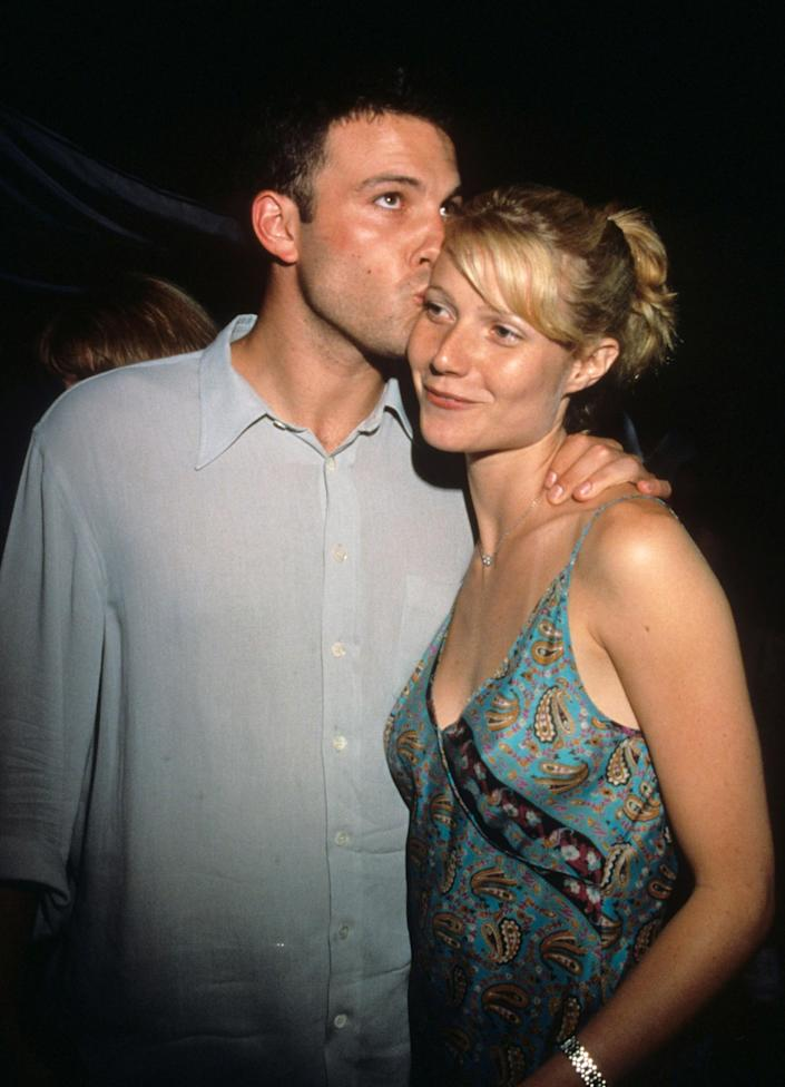 Ben Afleck and Gwyneth Paltrow at the