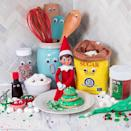 """<p>Let your kids wake up to a sweet treat courtesy of your elf, googly eyes optional. </p><p><a class=""""link rapid-noclick-resp"""" href=""""https://www.amazon.com/Elf-Shelf-Claus-Couture-Novelty/dp/B06XXM155V/?tag=syn-yahoo-20&ascsubtag=%5Bartid%7C10055.g.3033%5Bsrc%7Cyahoo-us"""" rel=""""nofollow noopener"""" target=""""_blank"""" data-ylk=""""slk:SHOP ELF APRONS AND BAKING TOOLS"""">SHOP ELF APRONS AND BAKING TOOLS</a></p><p><strong>RELATED:</strong> <a href=""""https://www.goodhousekeeping.com/holidays/christmas-ideas/g2943/christmas-cookies/"""" rel=""""nofollow noopener"""" target=""""_blank"""" data-ylk=""""slk:The Best Christmas Cookie Recipes of All Time"""" class=""""link rapid-noclick-resp"""">The Best Christmas Cookie Recipes of All Time</a></p><p><a href=""""https://www.instagram.com/p/Bc48HSPhEq1/&hidecaption=true"""" rel=""""nofollow noopener"""" target=""""_blank"""" data-ylk=""""slk:See the original post on Instagram"""" class=""""link rapid-noclick-resp"""">See the original post on Instagram</a></p>"""