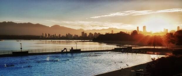 The City of Vancouver says outdoor pools will open on May 22 and will follow the same COVID-19 protocols as last year with the hope that as restrictions ease, capacities can be increased. (Christer Waara/CBC - image credit)
