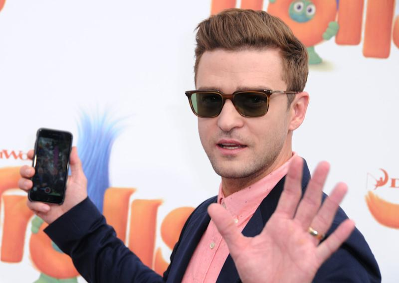 Can't stop the voting: Timberlake casts ballot in Memphis