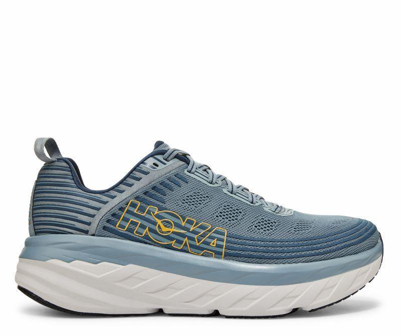 """<p><strong>Hoka One One</strong></p><p>zappos.com</p><p><strong>$120.00</strong></p><p><a href=""""https://go.redirectingat.com?id=74968X1596630&url=https%3A%2F%2Fwww.zappos.com%2Fp%2Fhoka-one-one-bondi-6%2Fproduct%2F9052010&sref=https%3A%2F%2Fwww.runnersworld.com%2Fgear%2Fg33624556%2Fzappos-vip-sale-running-shoes%2F"""" rel=""""nofollow noopener"""" target=""""_blank"""" data-ylk=""""slk:Shop Now"""" class=""""link rapid-noclick-resp"""">Shop Now</a></p><p><strong>Originally $150</strong></p><p><a class=""""link rapid-noclick-resp"""" href=""""https://go.redirectingat.com?id=74968X1596630&url=https%3A%2F%2Fwww.zappos.com%2Fp%2Fhoka-one-one-bondi-6-black-iris-storm-blue%2Fproduct%2F9052010%2Fcolor%2F751312&sref=https%3A%2F%2Fwww.runnersworld.com%2Fgear%2Fg33624556%2Fzappos-vip-sale-running-shoes%2F"""" rel=""""nofollow noopener"""" target=""""_blank"""" data-ylk=""""slk:Buy Men's"""">Buy Men's</a> <a class=""""link rapid-noclick-resp"""" href=""""https://go.redirectingat.com?id=74968X1596630&url=https%3A%2F%2Fwww.zappos.com%2Fp%2Fhoka-one-one-bondi-6-mood-indigo-dusty-pink%2Fproduct%2F9052015%2Fcolor%2F782469&sref=https%3A%2F%2Fwww.runnersworld.com%2Fgear%2Fg33624556%2Fzappos-vip-sale-running-shoes%2F"""" rel=""""nofollow noopener"""" target=""""_blank"""" data-ylk=""""slk:Buy Women's"""">Buy Women's</a></p><p>One of the softest shoes we've tested, the Bondi is a cushioned legend. It's a daily trainer we love to lace up for easy days and recovery miles when comfort is priority one.</p><p><a class=""""link rapid-noclick-resp"""" href=""""https://www.runnersworld.com/gear/a23621000/hoka-one-one-bondi-review/"""" rel=""""nofollow noopener"""" target=""""_blank"""" data-ylk=""""slk:Read Review"""">Read Review</a></p>"""