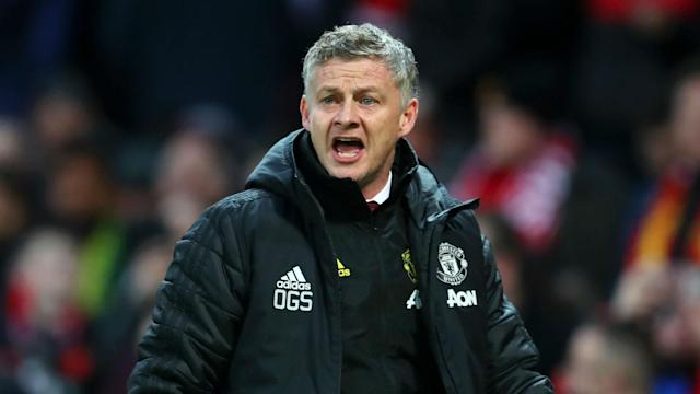 "Manchester United are short on striking options and Ole Gunnar Solskjaer said: ""We need more goals. That's a definite."""